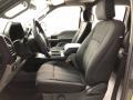 Black Front Seat Photo for 2020 Ford F150 #139627887