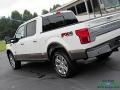 2020 Star White Ford F150 King Ranch SuperCrew 4x4  photo #32