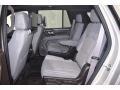 Rear Seat of 2021 Yukon SLT 4WD