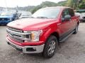 2020 Rapid Red Ford F150 XLT SuperCrew 4x4  photo #5