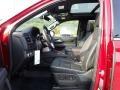 Front Seat of 2021 Yukon SLT 4WD