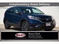 2016 Obsidian Blue Pearl Honda CR-V SE #139659078