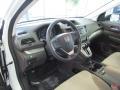 2012 White Diamond Pearl Honda CR-V EX 4WD  photo #28