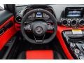 Dashboard of 2018 AMG GT C Roadster