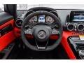 2018 AMG GT C Roadster Steering Wheel