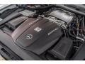 2018 AMG GT C Roadster 4.0 Liter AMG Twin-Turbocharged DOHC 32-Valve VVT V8 Engine