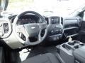 Jet Black Interior Photo for 2021 Chevrolet Silverado 1500 #139689631