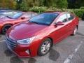 Scarlet Red Pearl 2020 Hyundai Elantra SEL