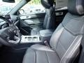 Ebony Front Seat Photo for 2020 Ford Explorer #139690447
