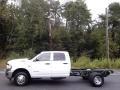 Bright White 2020 Ram 3500 Tradesman Crew Cab 4x4 Chassis