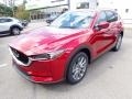 Soul Red Crystal Metallic - CX-5 Grand Touring Reserve AWD Photo No. 5