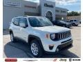 2020 Alpine White Jeep Renegade Latitude 4x4 #139720556