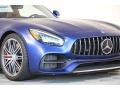 designo Brilliant Blue Magno (Matte) - AMG GT C Roadster Photo No. 3