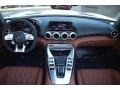 Dashboard of 2020 AMG GT C Roadster
