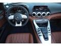 Controls of 2020 AMG GT C Roadster
