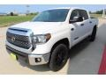 2021 Super White Toyota Tundra SR5 CrewMax 4x4  photo #4