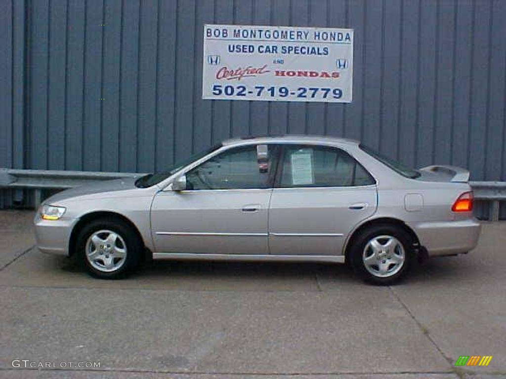 1999 heather mist metallic honda accord ex v6 sedan. Black Bedroom Furniture Sets. Home Design Ideas