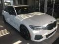 Alpine White 2021 BMW 3 Series M340i xDrive Sedan