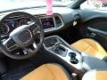 2020 Dodge Challenger Black/Caramel Interior Interior Photo