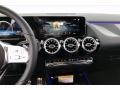 Controls of 2021 GLA AMG 35 4Matic