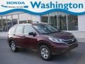 2015 Basque Red Pearl II Honda CR-V LX AWD #139773371