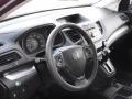 2015 Basque Red Pearl II Honda CR-V LX AWD  photo #12