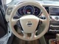 2011 Glacier White Pearl Nissan Murano SL AWD  photo #31
