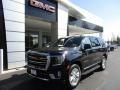 Onyx Black 2021 GMC Yukon SLT 4WD