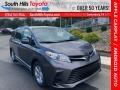 2020 Predawn Gray Mica Toyota Sienna LE #139773365
