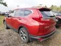 2018 Molten Lava Pearl Honda CR-V EX AWD  photo #2