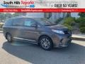2020 Predawn Gray Mica Toyota Sienna XLE #139788595