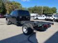 Diamond Black Crystal Pearl - 5500 Tradesman Crew Cab 4x4 Chassis Photo No. 9
