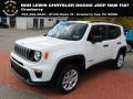 2020 Alpine White Jeep Renegade Sport 4x4 #139801956