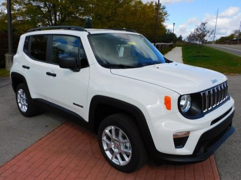 2020 Jeep Renegade Sport 4x4 Data, Info and Specs