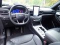 Ebony Interior Photo for 2020 Ford Explorer #139842098