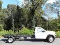 Bright White - 5500 Tradesman Regular Cab 4x4 Chassis Photo No. 5