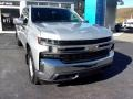 2020 Silver Ice Metallic Chevrolet Silverado 1500 LT Crew Cab 4x4  photo #18