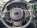 Black Steering Wheel Photo for 2020 Subaru Crosstrek #139853769