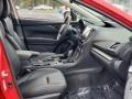 Black Front Seat Photo for 2020 Subaru Crosstrek #139854125