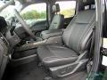 2020 Ford F250 Super Duty Black Interior Interior Photo