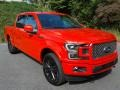 2020 Race Red Ford F150 Lariat SuperCrew 4x4  photo #5