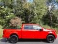 2020 Race Red Ford F150 Lariat SuperCrew 4x4  photo #6