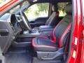 Sport Special Edition Black/Red Interior Photo for 2020 Ford F150 #139855846