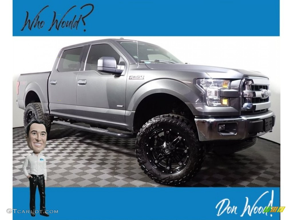 Magnetic Ford F150