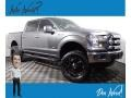 2016 Magnetic Ford F150 XL SuperCrew 4x4  photo #1