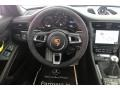 Black w/Alcantara 2018 Porsche 911 Carrera T Coupe Steering Wheel