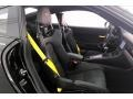 2018 Porsche 911 Black w/Alcantara Interior Front Seat Photo