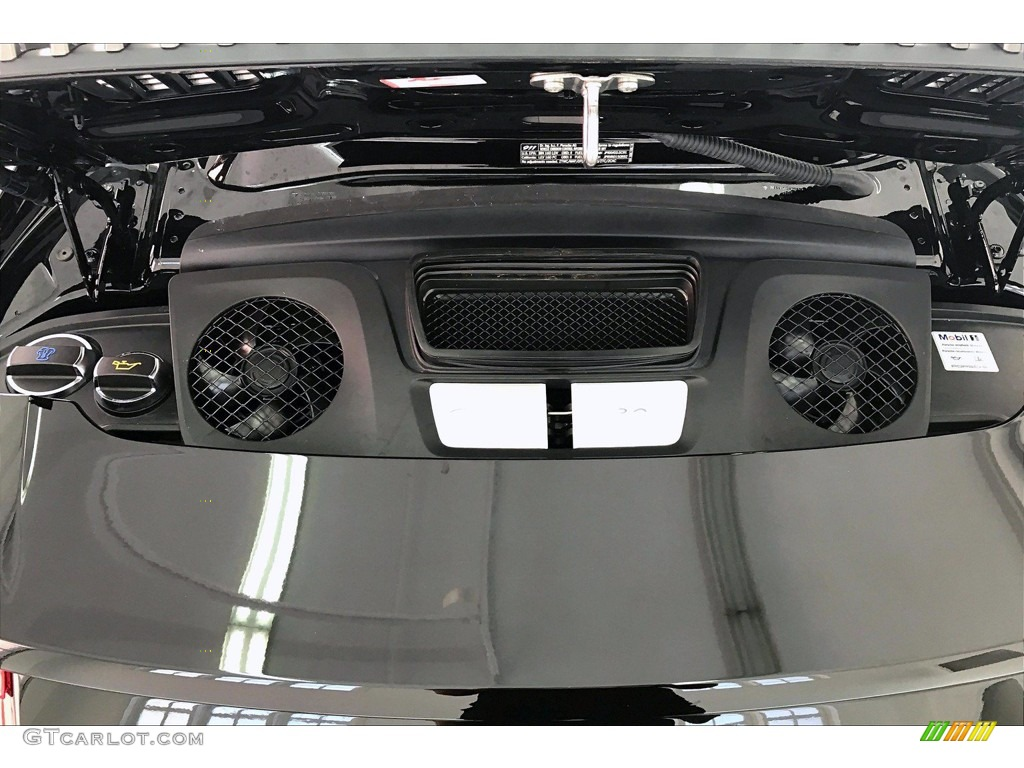 2018 Porsche 911 Carrera T Coupe 3.0 Liter DFI Twin-Turbocharged DOHC 24-Valve VarioCam Plus Horizontally Opposed 6 Cylinder Engine Photo #139867867
