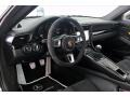 Black w/Alcantara 2018 Porsche 911 Carrera T Coupe Dashboard
