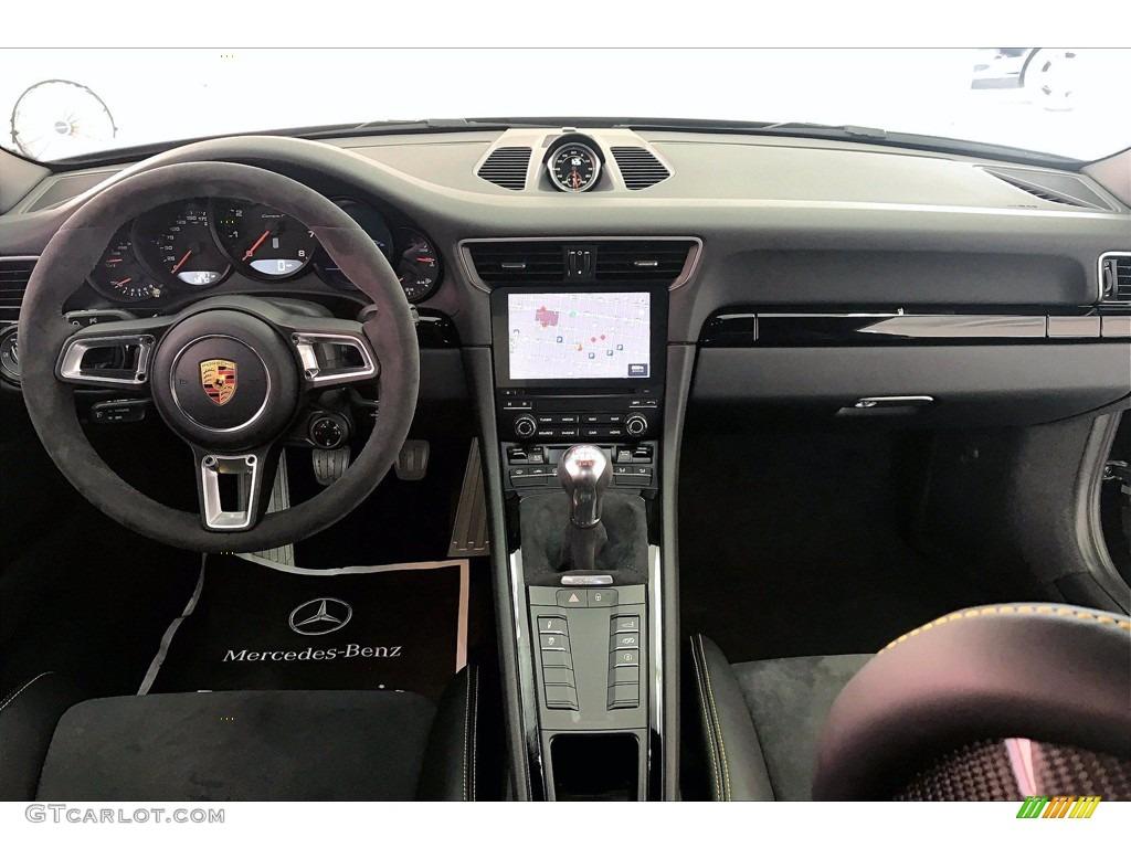 2018 Porsche 911 Carrera T Coupe Dashboard Photos